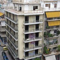 Fassade, die zweite