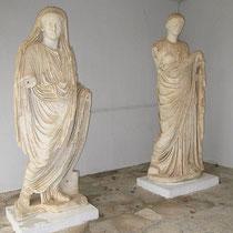 Römische Statuen ...
