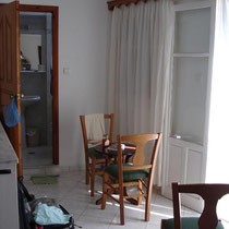 "Karpathos: Unser ""Room"", 1. Stock"