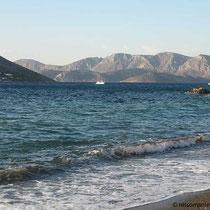 Felsenkamm von Kalymnos