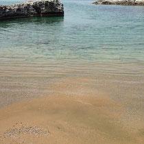 Sandige Bucht