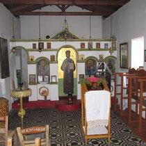 in Agia Varvara