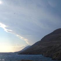Kreta: Später Nachmittag in Chora Sfakion