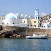 Kasos: Agios Spiridonas in Fry