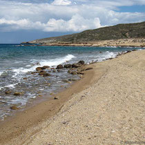 Der Strand....