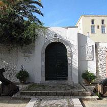 Das Haus von Bouboulina