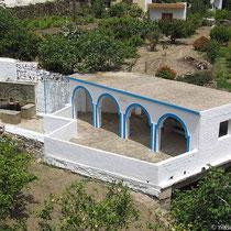 Brunnen- und Waschhaus