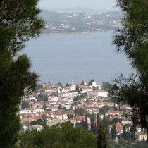 Blick auf Agios Nikolaos