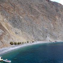 Kreta: Glyka-Nera-Strand