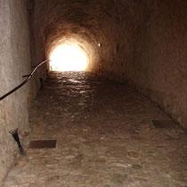 Eingang in die Festung