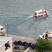 Fährboot Poros - Galatas