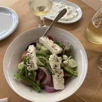 Choriatikia salata