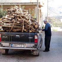 Reichlich Brennholz