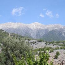 Kreta: Die Weißen Berge