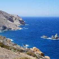 Da soll irgendwo ein Weg zur Kapelle Agios Antonis sein