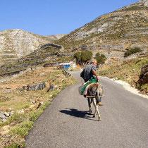 Kasos: Reiter bei Poli