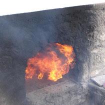 Karpathos: Nochmals anheizen