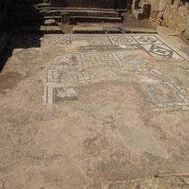 Mosaik im Tempel