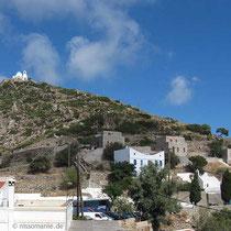 Nikia und Kapelle Profitis Ilias