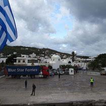Sollen wir mal wieder nahc Patmos?