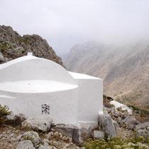 Chalki: Kapelle Palia Panagia