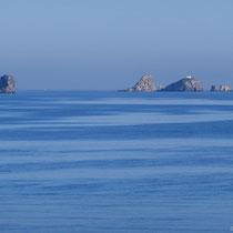 Die Agios-Spiridonas-Inseln