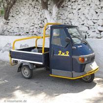 Dreirad mit Allradantrieb ;-)