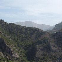 Die Weißen Berge