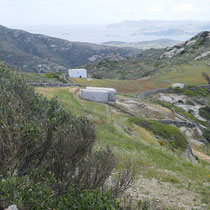 Kimolische Landschaft