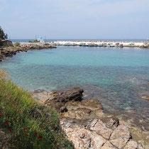 Der Hafen von Gialiskari