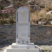 Denkmal für die gefallenen Arbeiter des Streiks