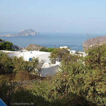 Blick vom Balkon Richtung Egiali