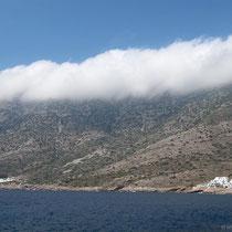 Schwupps ist alles in Wolken