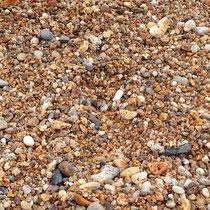 Und die schönen Steine