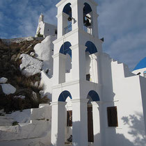 Glockenturm der Panagia Gremiotissa