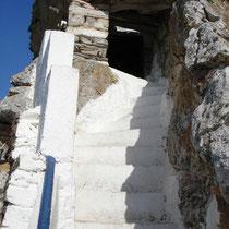 Höhlenkapelle Agia Triada