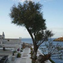 Eigentlich ein Friedhof für Seeleute, irgendwie