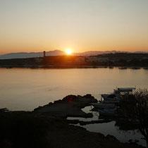 ... bis zum Sonnenaufgang