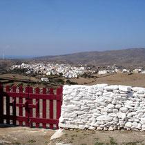 Kythnos: Panagia tou Nikous
