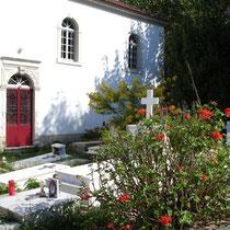 Agios Andreas in Lakka