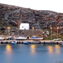 Kapelle im Hafen