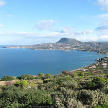 Die Bucht von Kalyves