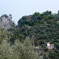 Felsen und Kirchen