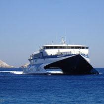 """Folegandros: Der """"Aegean Speed Runner"""" kommt"""