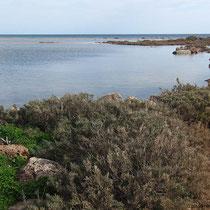 Die Lagune Alatsolimni