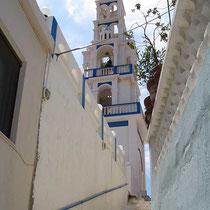 Kirchturm Agia Ipapandi