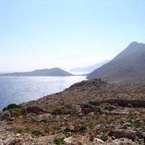 Chalki: Trachia-Halbinsel