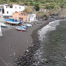 Strand in Rinella
