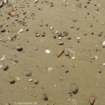 ... und Sand