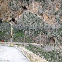 Einspuriger Tunnel